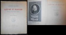 Saint-Non et Fragonard d'après des documents inédits, Louis Guimbaud -1928