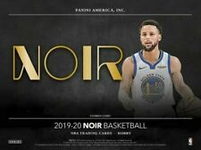 Panini Noir 2019-20 Basketball Hobby Box