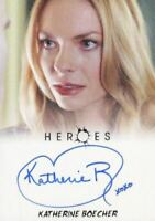 Heroes Archives Katherine Boecher as Alena Autograph Card