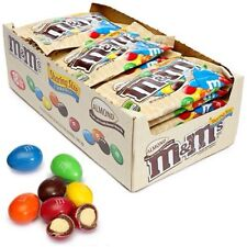 18 COUNT BAGS OF ALMOND M&M'S KING SIZE SHARE CANDIES 2.83 OZ EACH