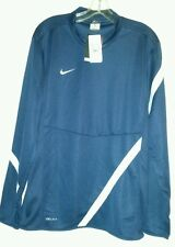 Nike Dri-Fit Jersey Navy/White Size Medium New With Tag