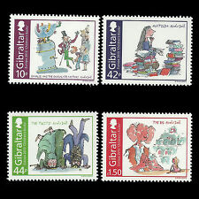 Gibraltar 2010 - Europa Animation Cartoon Children - Sc 1233/6 MNH
