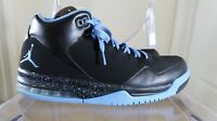 ⚡️Nike Air Jordan Flight Origin 2 Basketball Shoes Black Blue 705155-014 Sz 11.5