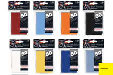 More details for 4 x 50 ultra pro card deck protector sleeves - standard size tcg yugioh pokemon