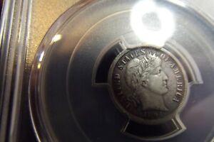 Rare Date 1894-O Barber Silver Dime PCGS VF30 Terrific Mid Grade Coin!