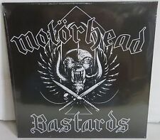 Motorhead Bastards  LP Vinyl Record new ZYX Music  GCR 20002-1N
