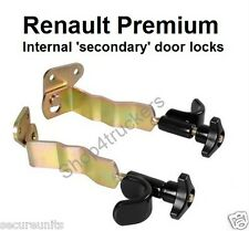 Renault Premium 2 09/05>12/13 truck lorry interior secondary door security lock