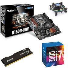Hardwarebundle/PC Aufrüst-Kit Sockel 1151 Intel i7-6700+8GB RAM+Asrock Mainboard