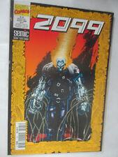 2099 Numéro 25 d'Août 1995 avec Doom,Ghost Rider,X-Men/ Marvel Comics Semic