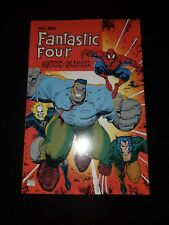 The New Fantastic Four - Monsters Unleashed  Graphic Novel NM