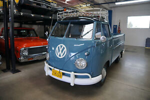 1959 Volkswagen Single Cab Transporter Pickup