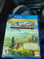 Ni No Kuni 2 II Revenant Kingdom PS4 Brand New Game ~Sealed