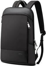 BOPAI 15 inch Super Slim Laptop College/Business Anti Theft Backpack Waterproof