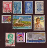 PHILIPPINES 10 1958-99 HEROES, BANK, PERSONALITIES +Stamps Used SeeDescr  FUS768