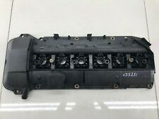 01-05 BMW 525I 530I E39 2.5L I6 GAS ENGINE MOTOR CYLINDER HEAD VALVE COVER OEM