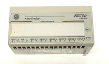 1794-IE8 ALLEN-BRADLEY FLEX I/O ANALOG INPUT MODULE SER B (3F1)