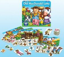 Orchard Toys Old MacDonald LOTTO 793494544241