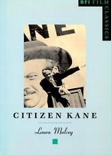 Citizen Kane (Bfi Film Classics) Mulvey, Laura Paperback Used - Very Good