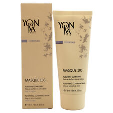 Yonka Masque 105 Purifying Clarifying Mask - Dry or Sensitive Skin Mask 97.35 ml