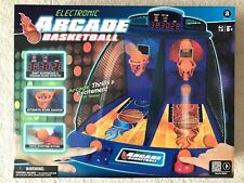 Electronic Arcade Basketball Two-Player Tabletop Game