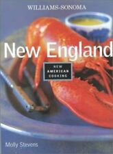 Williams-Sonoma New England Cooking Molly Stevens NEW cookbook