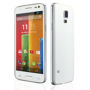 """Unlocked! 3G Smart Phone Android 4.4 KitKat OS 4.0"""" Touch Screen aT&T / T-Mobile"""