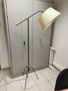 Lampe sur Pied , Lampadaire Design vintage des années 50 60 era Guariche Adnet
