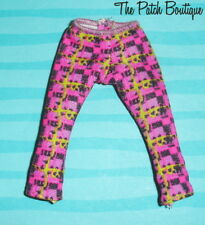 MONSTER HIGH 1ST ORIGINAL VENUS MCFLYTRAP DOLL REPLACEMENT PANTS LEGGINGS ONLY