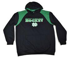 E5 Mens University of North Dakota Fighting Hawks Hockey Hoodie New XL