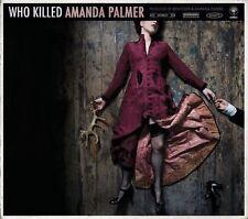 AMANDA PALMER - Who Killed Amanda Palmer CD ( 2008, Dresden Dolls )