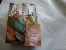 Kindred Stitcher Collection ,over dyed floss. 12 (20 yd skeins, gift boxed