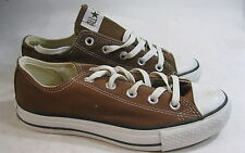 new 100% authentic Converse  Chuck Taylor Ox All Star brown  Sneakers kid size 1