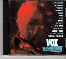 (FD664) VOX Haute Couture, 14 tracks various artists - 1997 Vox Magazine CD