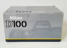 Nikon D100 6.1 MP Digital SLR Camera - Black