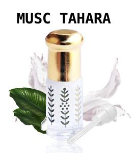 Musc Tahara Blanc 3ml purifie période menstruelle déodorant intime femme