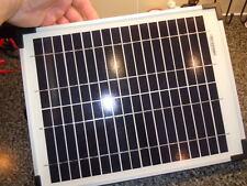 SOLAR PANEL 15 WATTS FITS ANGLING TECHNICS MICROCAT TECHNICAT BOATS CARP FISHING