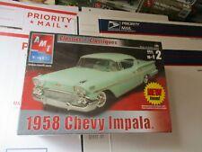 AMT 1958 Chevy Impala 1/25 scale kit # 31760