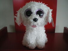 Ty Beanie Boo PIPPIE the dog 6 inch NWMT. IN HAND NOW.