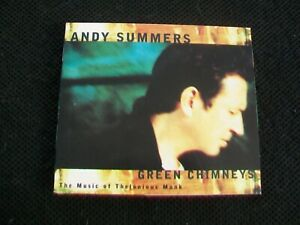 Green Chimneys: The Music of Thelonious Monk by Andy Summers (CD, 1999, RCA)
