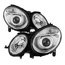 Mercedes Benz 03-06 W211 E-Class E320 E350 E500 E55 E63 AMG Projector Headlights