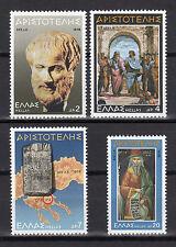 GREECE 1978 ARISTOTLE MNH