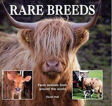 NEW - Rare Breeds: Farm Animals from Around the World by Hall, Derek