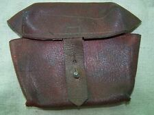 WW2 SVT leather pouch. Dated 1941.  Very rare! Mint!!