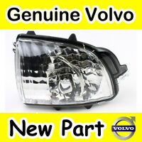 Genuine Volvo XC70 II (08-) Mirror Repeater Indicator Lens / Lamp /Light (Right)