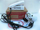 .9  AMPS HOME SEWING MACHINE MOTOR & PEDAL SINGER HA1 15 66 99K  WHITE