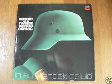LP RECORD VINYL BERICHT VAN DE TWEEDE WERELD OORLOG IN GELUID WW2 SOUNDS CHURCHI