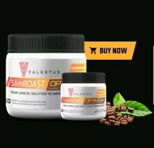 Special Offer - Valentus slimroast optimum Dark coffee (Dynamine) 1 MONTH SUPPLY