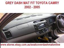 DASH MAT, DARK GREY DASH MAT, DASHBOARD COVER FIT TOYOTA CAMRY 2002 - 2005