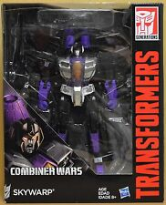 SKYWARP TRANSFORMERS GENERATIONS COMBINER WARS LEADER CLASS NEW SEALED USA