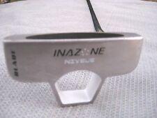 "Inazone Niveus White Blade / Diamond Tour Golf Putter / 35"" / RH"
